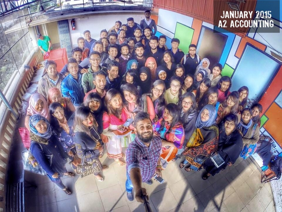 JAN 2015 - A2 LEVEL ACCOUNTING