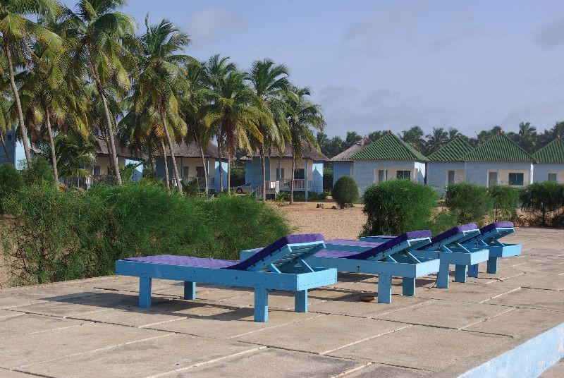 Hotel sur la plage