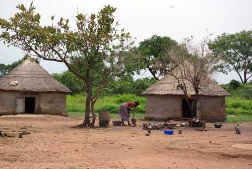 Un village Peul