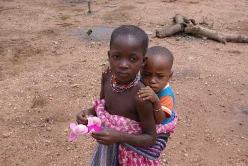 Des enfants Peuls