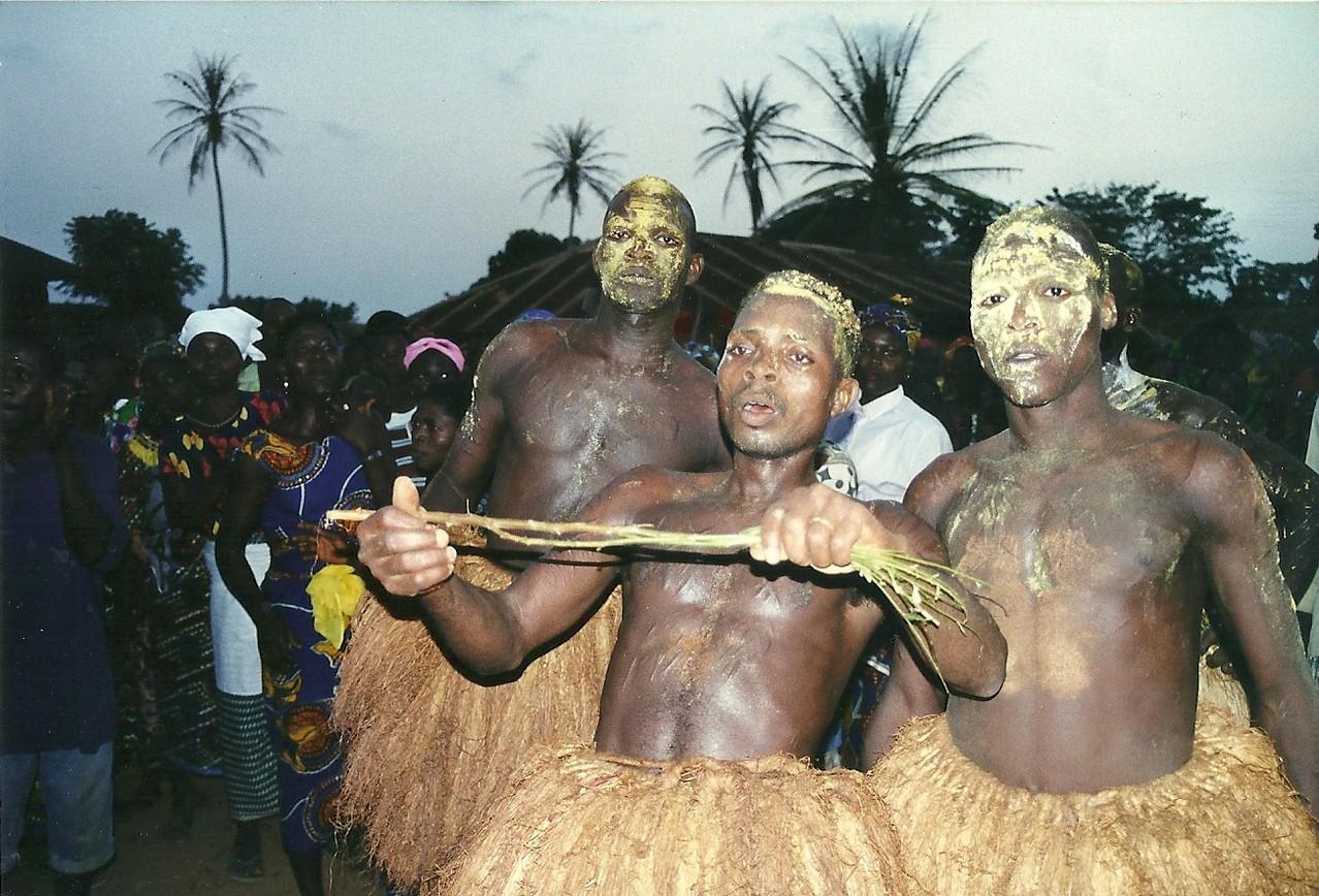 La danse des initiés