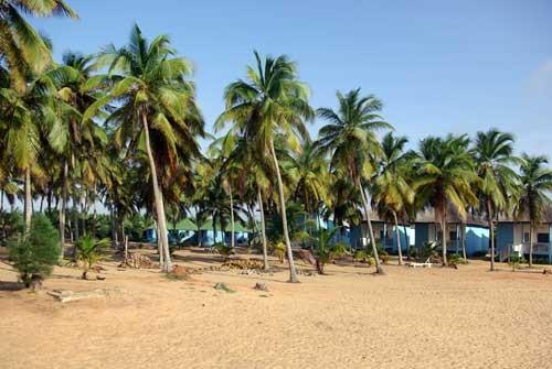 Hôtel le jardin Brésilien à Ouidah