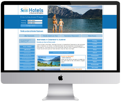 Seehotels-Oesterreich.at