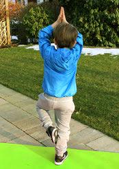 KopffreiFitness - Kinderentspannung - Mit Kinder-Yoga zu mehr Energie!