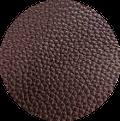 Morceaux de cuir de veau grainé
