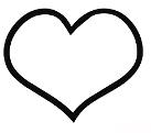 cœurs en cuir