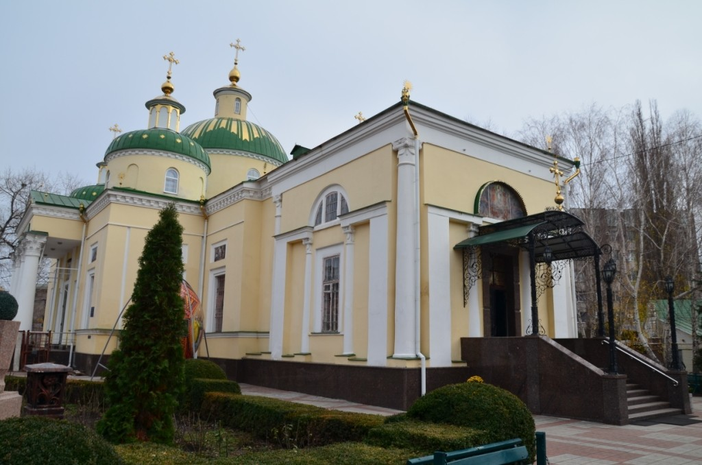 Спасо-Преображенский Кафедральный собор (ноябрь, 2013)