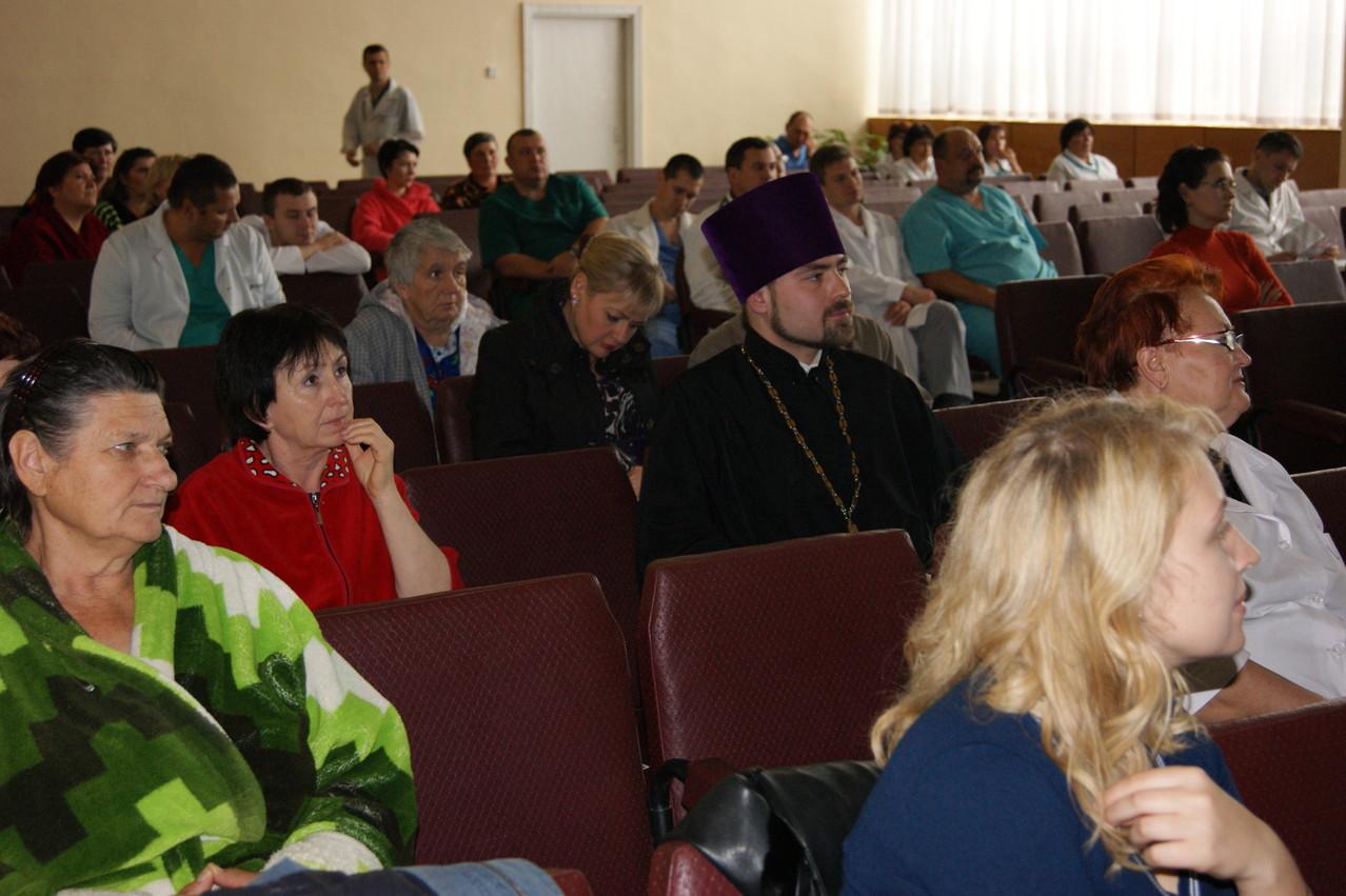 Громадський форум ''Паліатив - крок до милосердя (26.10.2012)
