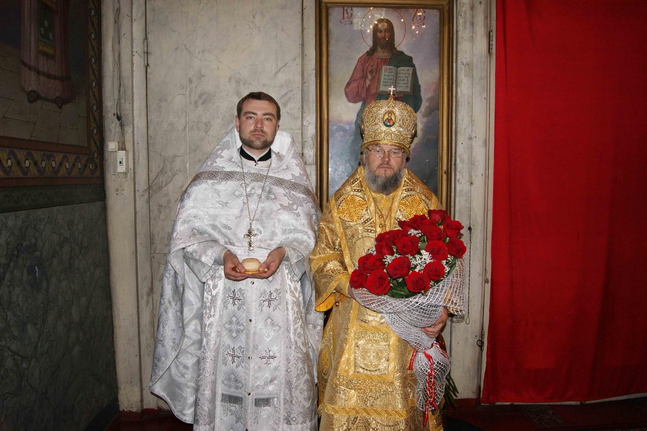 Священническая хиротония (10.07.2011)