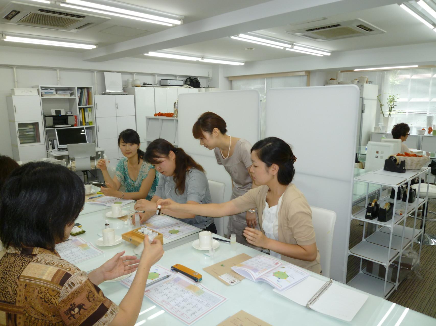 体験セミナー【日本カルチャー協会銀座7丁目教室】