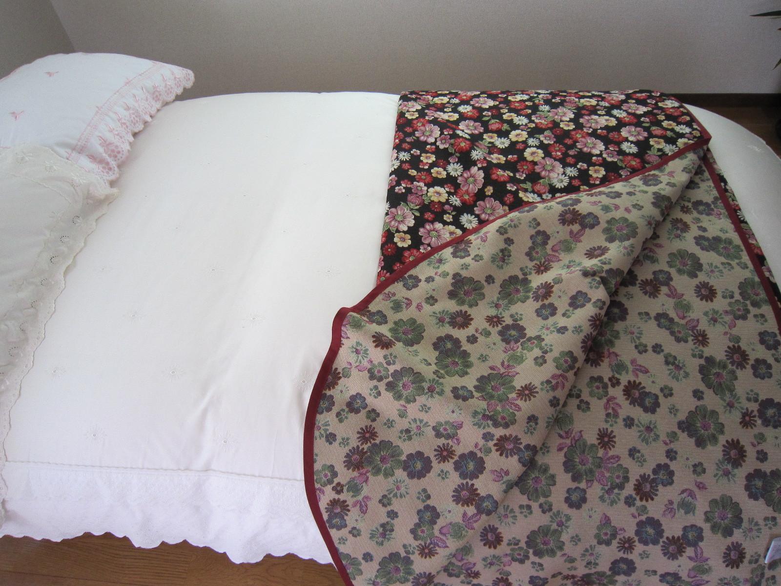 ベッドスプレッド カルノス