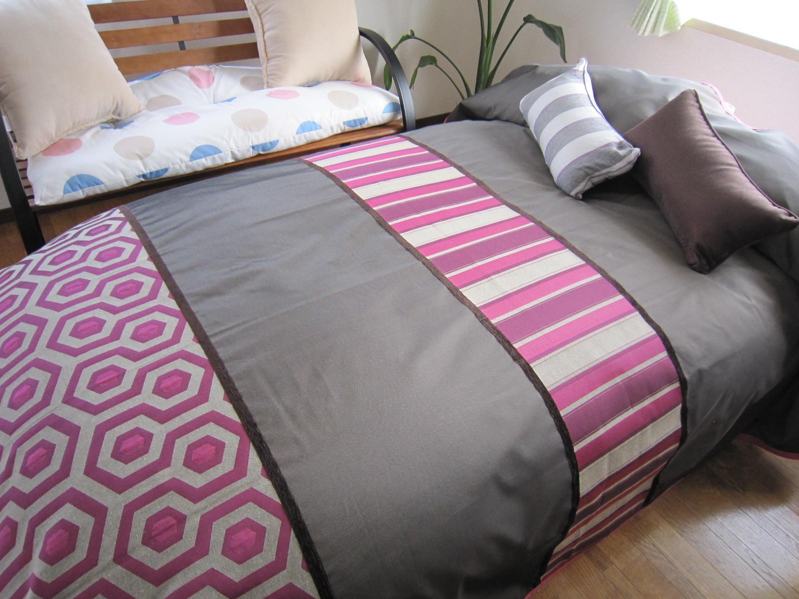 ベッドスプレッド ジェスパ