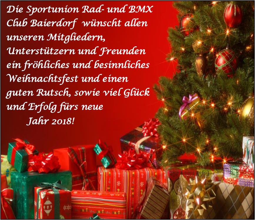 frohe weihnachten und einen guten rutsch bmx club baierdorf