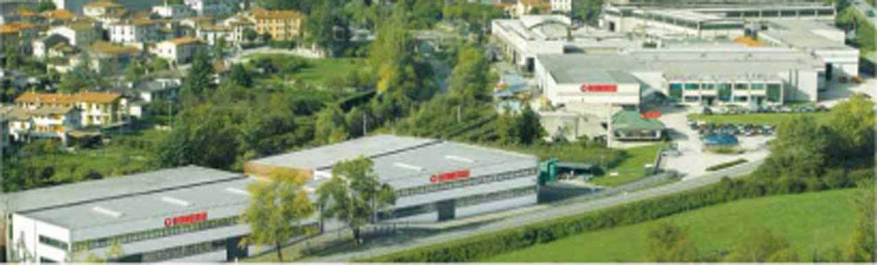 テルモロッシ工場