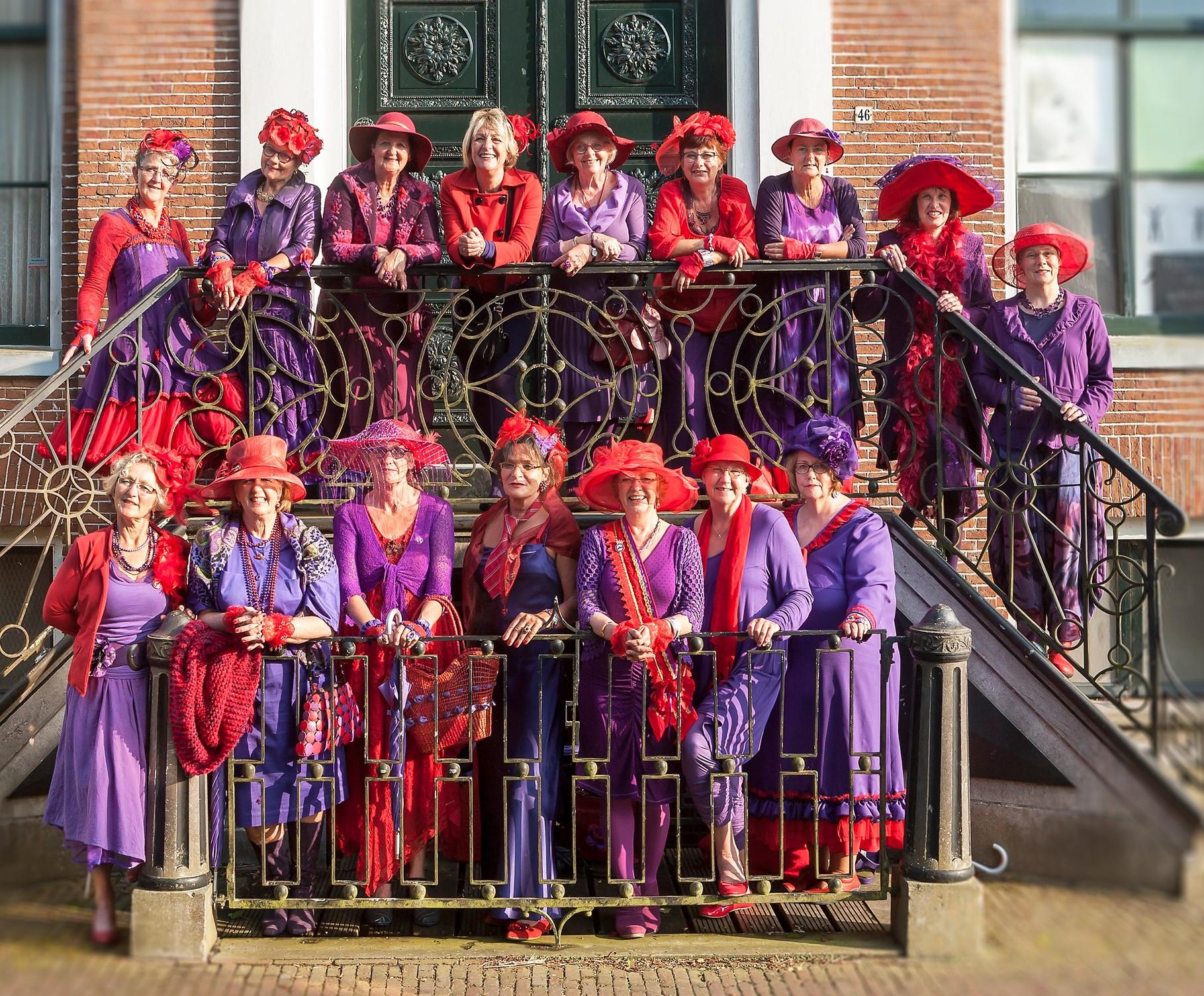 De Jimdo-website Van Rodewiven