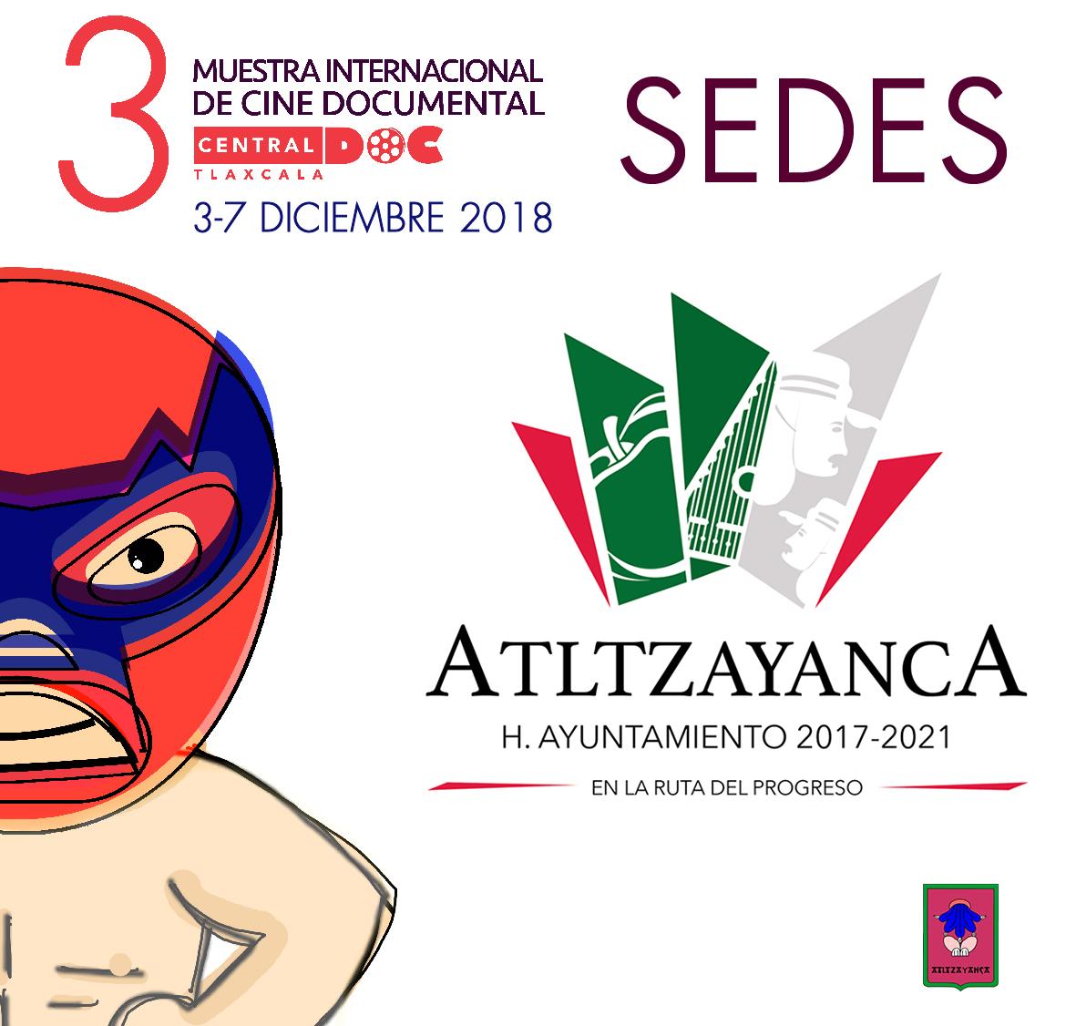 """Cine Victoria  Calle 5 de Mayo Norte No 4, Centro, Barrio de Guadalupe, Atltzayanca, Tlaxcala. (a un costado de la Parroquia Municipal) """""""