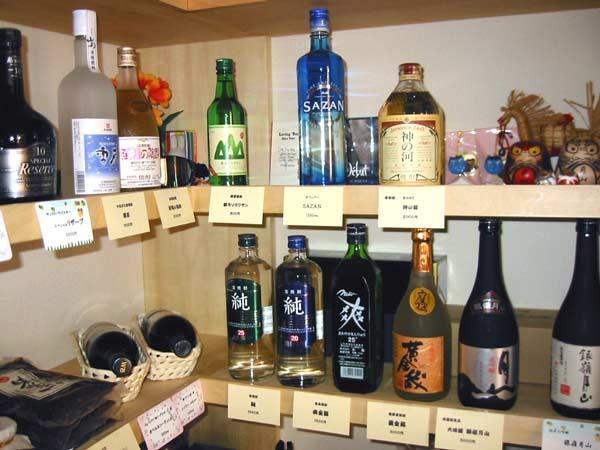 人気の月山ワイン、生酒や地酒など各種取り揃えています