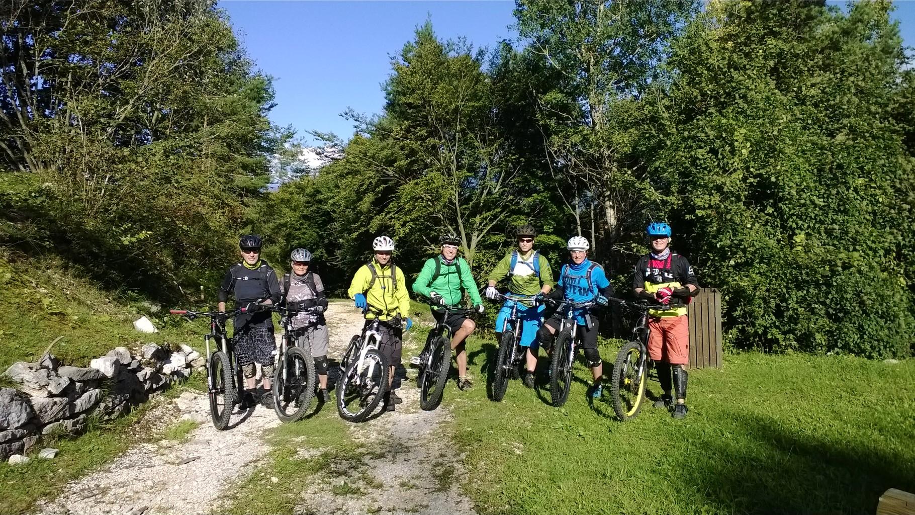 Bike Fun International: Deutschland, Italien, Norwegen und Liechtenstein