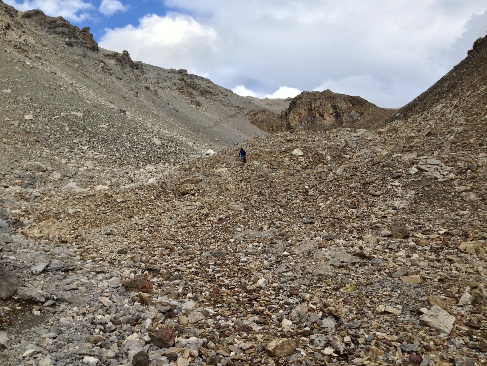 Hammer Downhill...