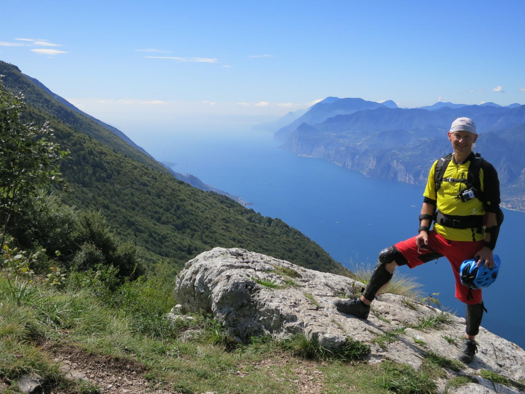 ...über den Lago di Garda