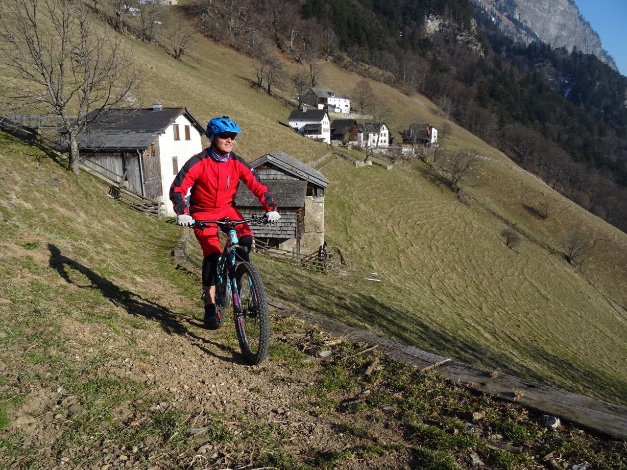 Alpenwelt geniessen