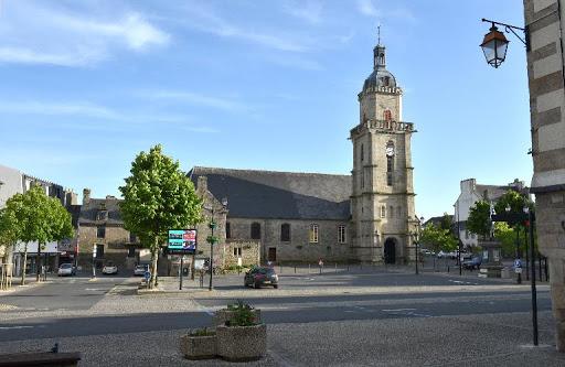 Eglise Saint Michel Lesneven