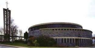 Eglise Sainte Thérèse du Landais Brest