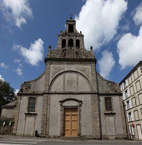Eglise Saint Sauveur de Brest