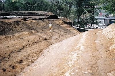 野津田の上の原遺跡