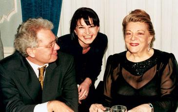 Il soprano Marcella Pobbe a Lugano, 1998