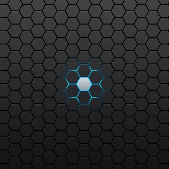 Hexagon form & light
