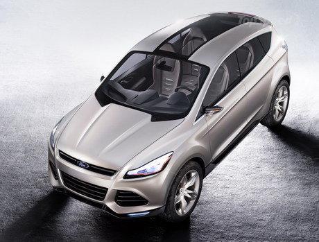 Showcar Ford Vertrek