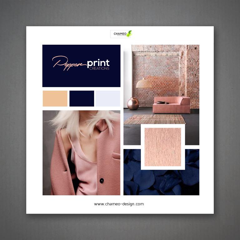 logo and branding design print & design agency
