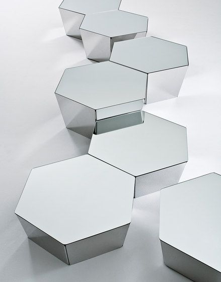 hexagon coffee tables