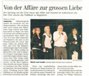 Konzert Amriswil 2013