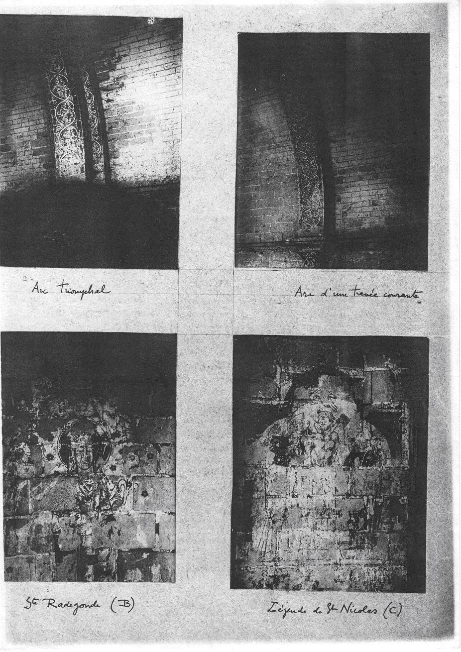 Dossier de classement - Ministère des affaires culturelles - 1913 p.2
