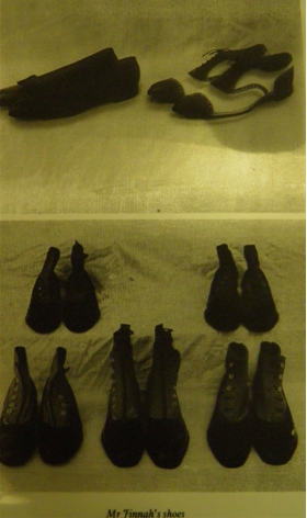 Chaussures de Muhammad Ali, musée de l'Islam Paris