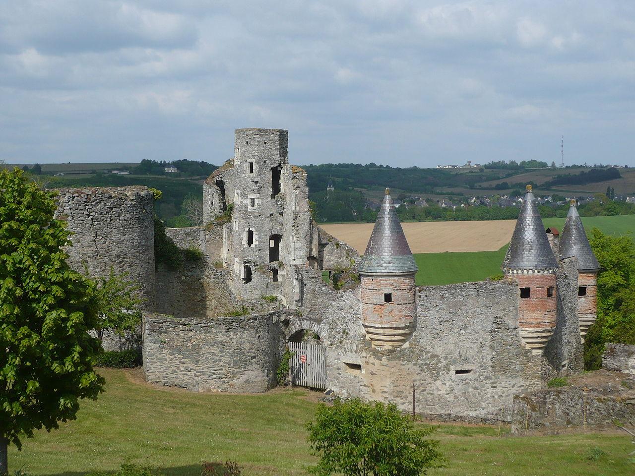 château datant Beckett