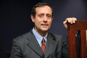 Photo de Martin Aurell directeur du CESCM