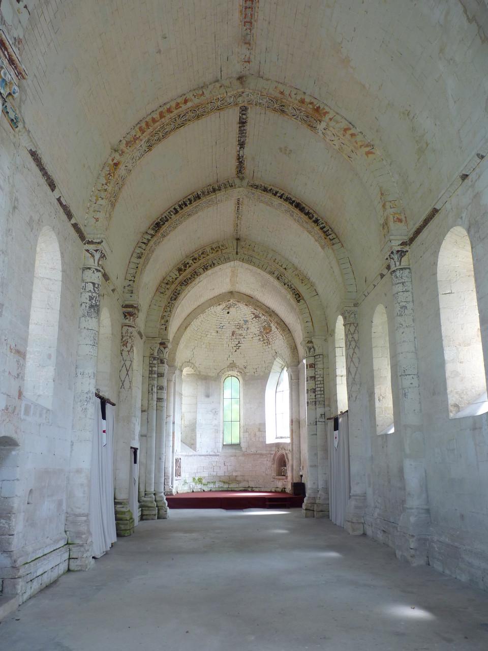 nef de la chapelle