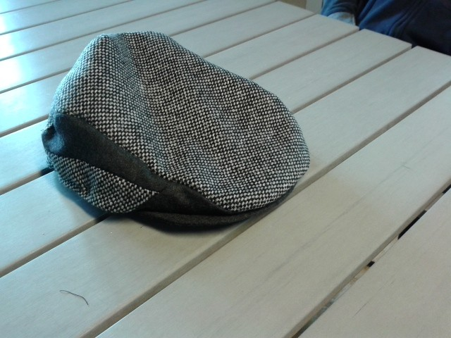 Hat (made by a 14-year old boy)