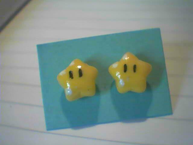 Super Mario, stelline - 3€