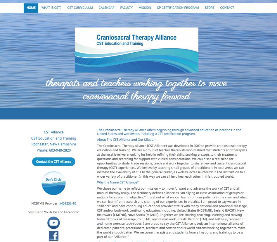Websites for Educational, Teaching Organizations