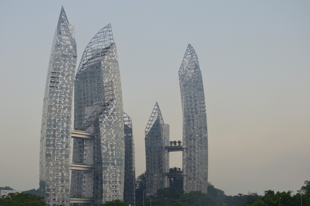 Skyscraper-Singapur 2012 (Wolf-Dieter Rühle)