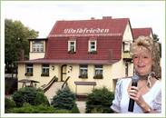 """Café und Restaurant """"Waldfrieden"""""""
