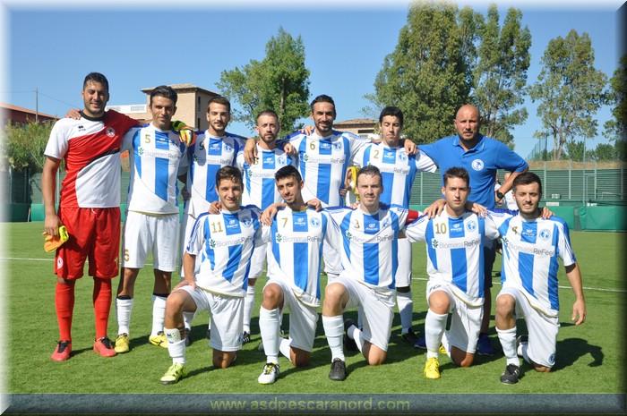 COPPA I turno (A): Angelese-Pescara Nord 0-8 (Poggio degli Ulivi)
