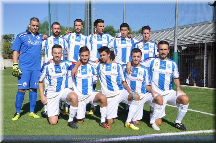 2a di andata: Pescara Nord-San Donato 1-2 (Gesuiti)