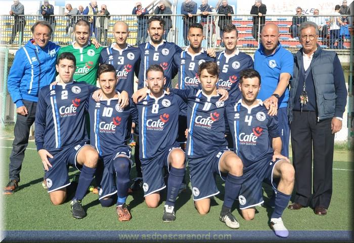 6a di andata:  Verlengia-Pescara Nord 2-1 (Speziale)
