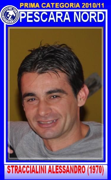 Alessandro Straccialini (Allenatore)