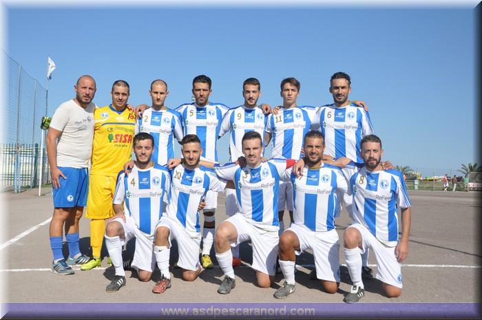 1a di Andata (recupero): Borgo Santa Maria-Pescara Nord 3-1 (Druda di Pineto)